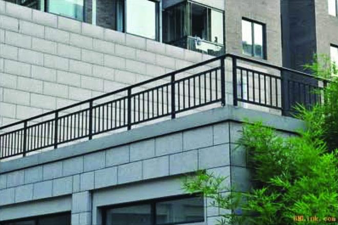 多用于小区,院校,工厂,安置房等高层,多层建筑楼房阳台