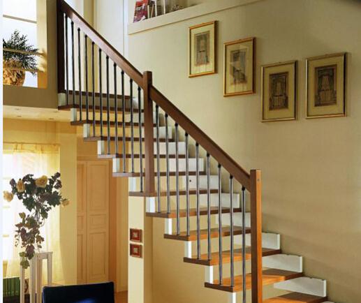 五层楼梯灯双控开关电路图