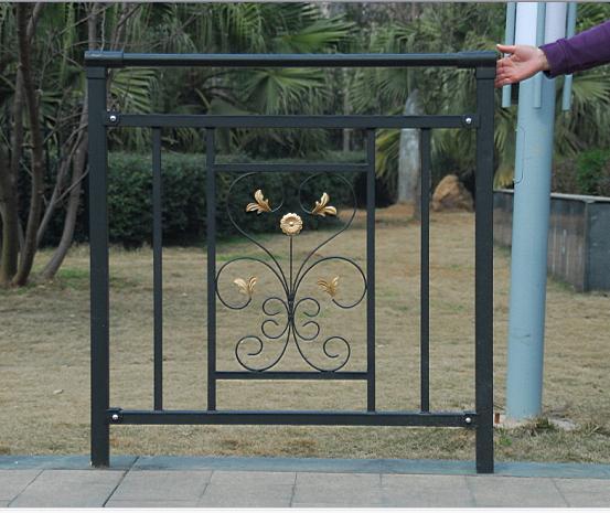 欧式别墅风格-河南阳台护栏|锌钢阳台护栏|铁艺阳台